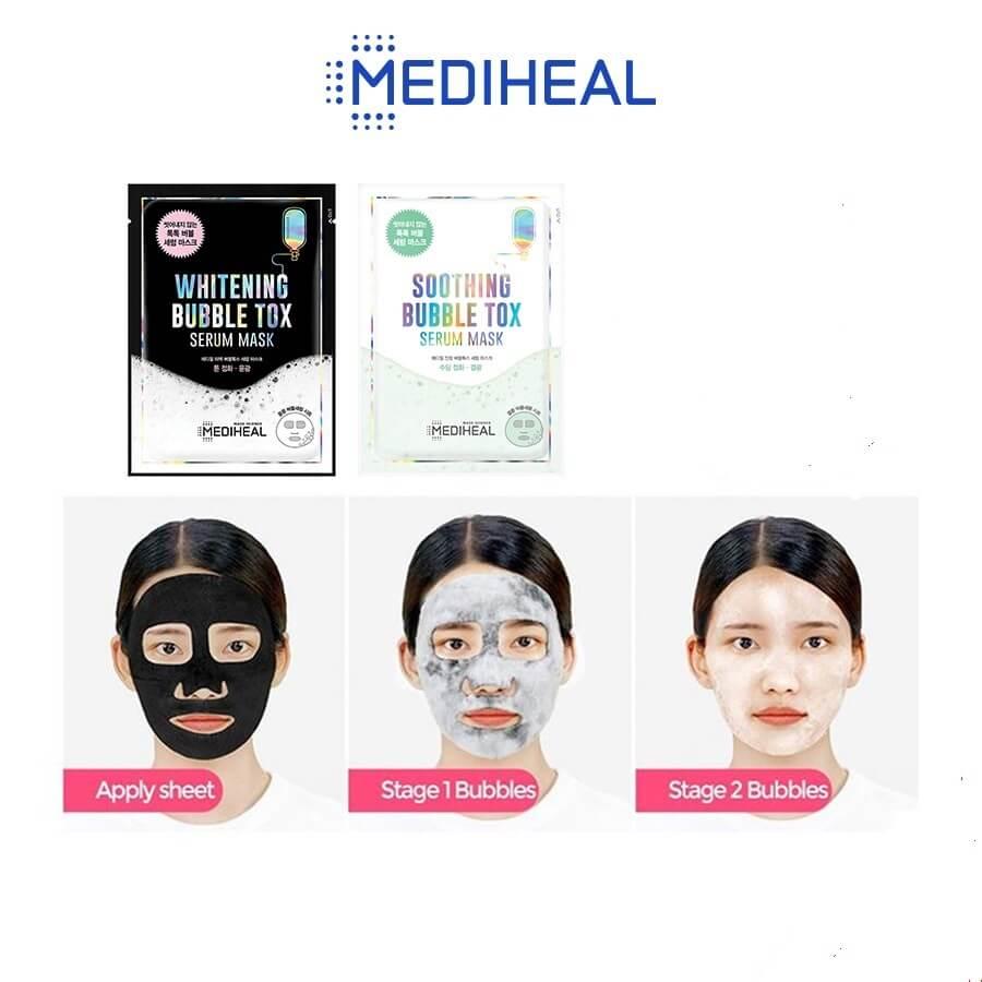 Mặt Nạ Cao cấp Cho Da Mediheal Mask Ex 27ml